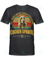 Love Dog Cocker Spaniel