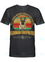 Love Dog German Shepherd