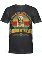 Love Dog Golden Retriever