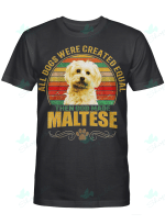 Love Dog Maltese