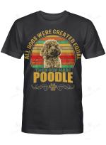 Love Dog Poodle