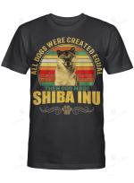 Love Dog Shiba Inu