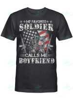 My Favorite Soldier Call Me Boyfriend