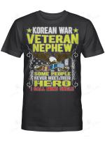 Korean War Veteran Nephew
