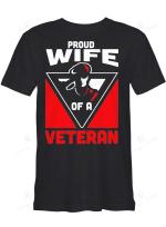 Proud wife of a veteran