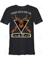 This old buck is 70