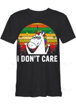 Unicorn - I Don't Care