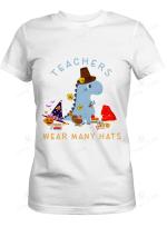 TEACHERS WEAR MANY HATS