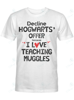 LOVE TEACHING MUGGLES