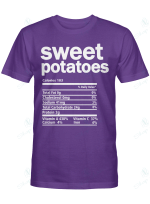 Nutrition Facts Sweet Potatoes