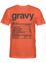 Nutrition Facts Gravy