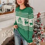 Christmas Sweater Long Sleeve