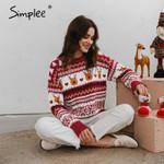 Causal Christmas Sweater