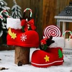 Christmas Candy Boots