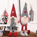 Merry Christmas Long Hat Swedish Santa