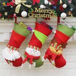 Christmas Stockings Santa Claus
