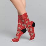 Red Rose - TGG Socks