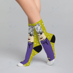 Ms Dorothy - Yellow TGG Socks