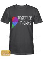 LGBT - ALWAYS TOGETHER - SHIRT2