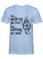 I'm the master of my fate and captain of my soul