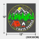 Camping  Car Decals Collection BBDECAL0001