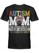 Autism Mom is raising her hero