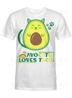 Avocato loves taco - Cinco de Mayo