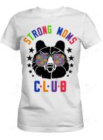 Strong moms club - Mama bear - Autism Awareness