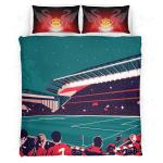Liverpool Bedding Set