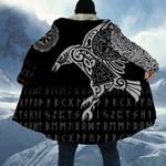 Viking Raven Coat/ Hoodie/ Legging Set