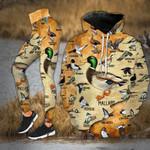 Duck Hunting Species Legging and Hoodie Set