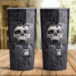 Dark Skull Tumbler