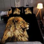 Lion Dark 2 Bedding Set