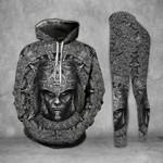 Aztec Warrior Gaze Legging and Hoodie Set