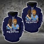 Nurse - You Are My Person Hoodies Combo