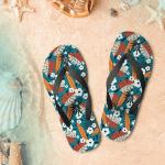 Tropical 6 Flip Flops