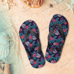 Tropical 5 Flip Flops