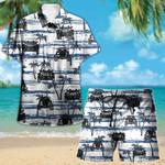Jeep Lover Hawaii Shirt and Short Set