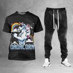 Dadacorn Tshirt and Sweatpants Set