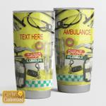 Paramedic Ambulance Personalized Tumbler