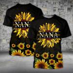 Grandma You Are My Sunshine Tshirt