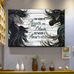 Horse The Wind Of Heaven Canvas
