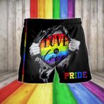 Pride Love is Love Short