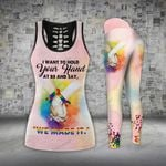 LGBT We Made It Legging and Hoodie Set