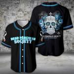 Diabetes Awareness Dead Pancreas Baseball Jersey