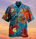 Dragons Dnd Dice Hawaii Shirt - TG0721HN
