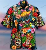 Funny Tiki Tribal Hawaii Shirt - TG0721QA