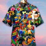Holiday Parrot Tropical Hawaii Shirt - TG0721