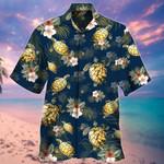 Golden Turtles Tropical Hawaii Shirt - TG0721TA