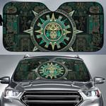 Aztec Green Sun Car Sunshade - TG0721DT